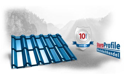 Dachpfannen - Qualität für Ihr Dachprojekt von StaroProfile