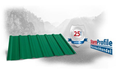 Trapezbleche – Qualität für Ihr Dachprojekt von StaroProfile