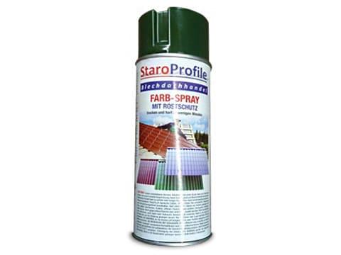 Farbspray mit Rostschutz