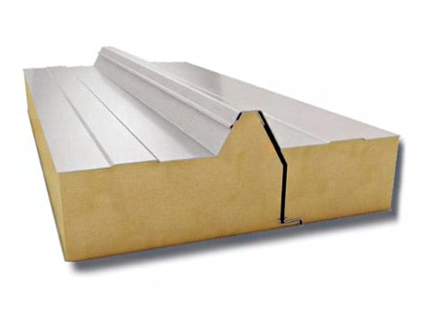 Sandwichplatte Dach PUR-D