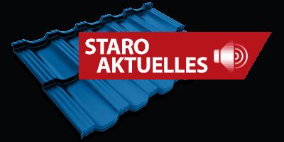 StaroProfile Blechdachhandel - Aktuell