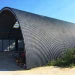 Rundbogenhalle Lagerhalle Unterstand Werkstatt