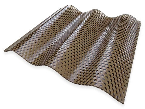 Lichtplatte Malon CS Diamond Bronze - Günstige Lichtplatten kaufen