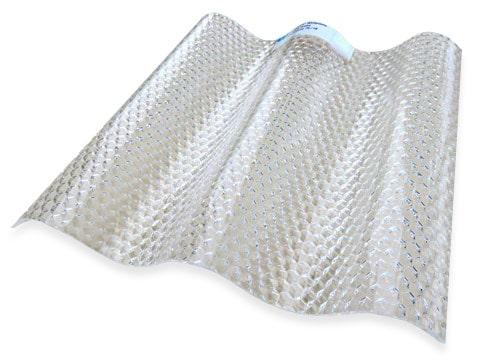 Lichtplatte Malon CS Diamond Klar - Günstige Lichtplatten kaufen